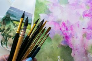 How to Choose Your Watercolor Brushes