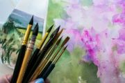 How to Choose Your Watercolor Brushes?