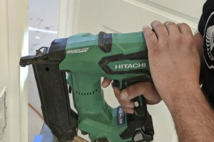 How to Use a Brad Nailer for Small Projects?