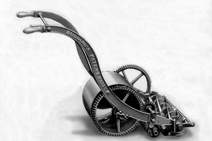 The history of the lawn mower