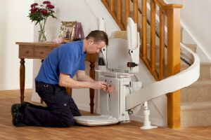 What are the Requirements for Installing the Stairlift