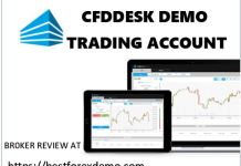 CFDDESK DEMO ACCOUNT