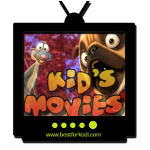 Install Kids Movies addon