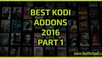 Top 10 Movie Kodi addons 2016 - Best for Kodi