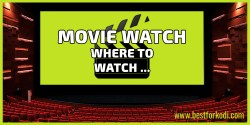 Movie Watch - Where to watch the latest movies in kodi