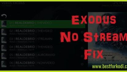 Real Debrid Stopped working in Exodus Fix - Best for Kodi