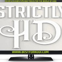 Guide Install Strictly HD Kodi Addon Repo