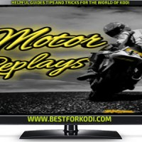 Guide Install Motor Replays Kodi Addon Repo - New Repo