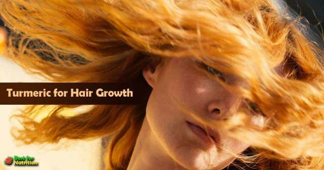 turmeric for hair