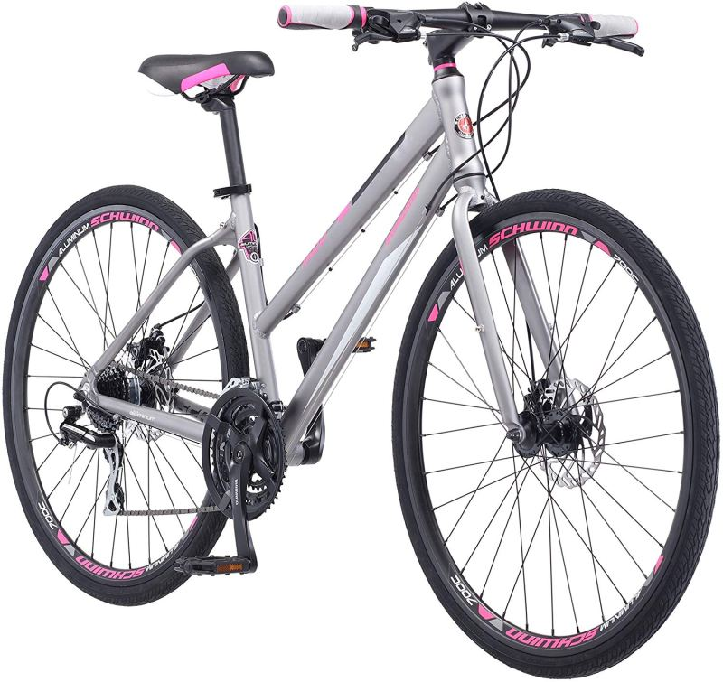 Best Fitness Hybrid Bicycle For A Plus Size Woman