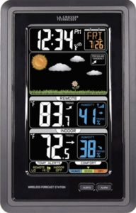 Weather Stations for Senior Citizens