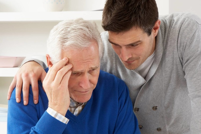 Problems Seniors & The Elderly Face