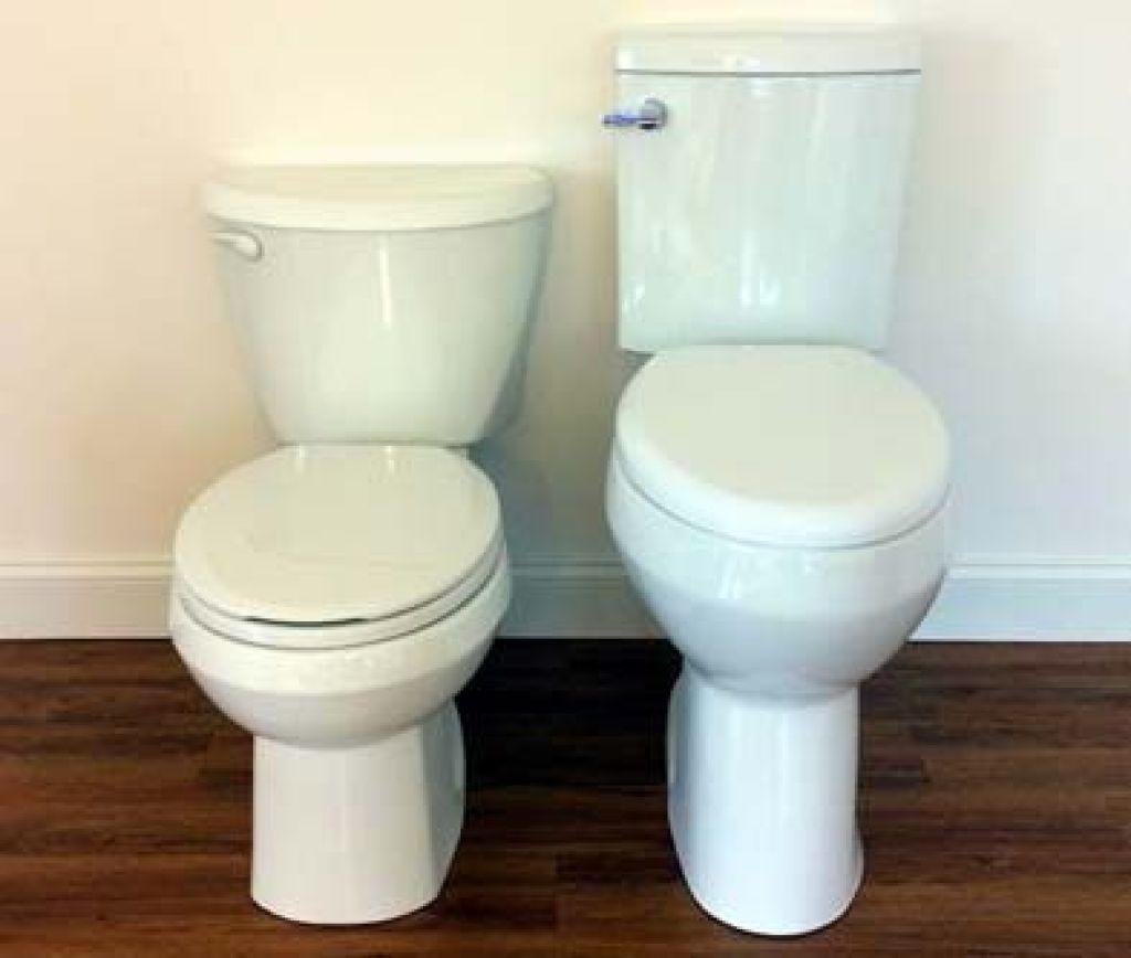 Low Toilet vs High Toilet