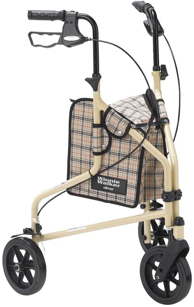 Best Three Wheel Walker For Seniors With Tight Spaces