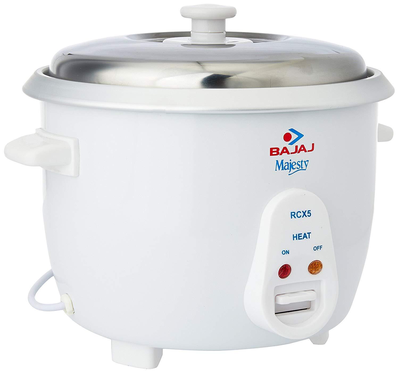 hight resolution of bajaj rcx 5 1 8 litre rice cooker