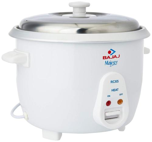 small resolution of bajaj rcx 5 1 8 litre rice cooker