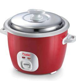 prestige delight electric rice cooker cute 1 8 2 700 watts  [ 1500 x 1362 Pixel ]