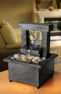 Battery Operated Tabletop Fountain | Fountain Design Ideas