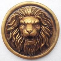 Bronze Lion Head Wall Fountain   Fountain Design Ideas