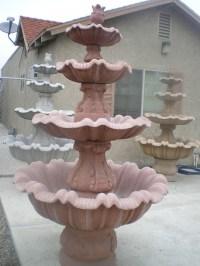 Concrete Water Fountain Molds | Fountain Design Ideas