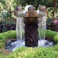 DIY Patio Water Fountain | Fountain Design Ideas