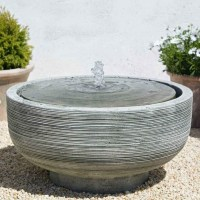 How To Make A Concrete Fountain | Fountain Design Ideas