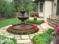 Landscape Water Fountains is an Integral Part of Yard ...