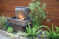 Patio Fountains And Waterfalls | Fountain Design Ideas