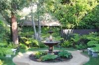 Patio Waterfall Fountains | Fountain Design Ideas