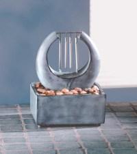 Tabletop Indoor Fountains | Fountain Design Ideas