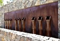 Wall Fountains Outdoor Clearance   Fountain Design Ideas