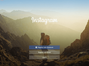 Download Instagram for iPad