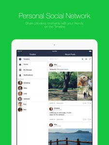 Download Line for iPad