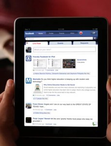Download Facebook Lite for iPad