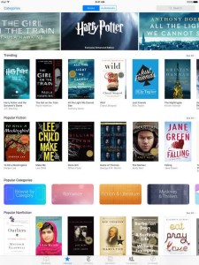 Download iBooks for iPad