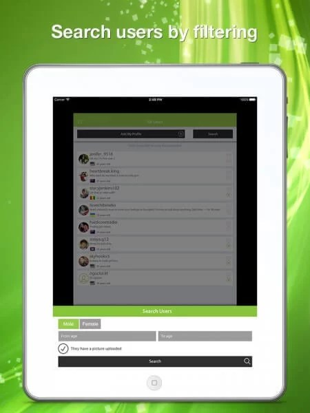 Download Kik for iPad