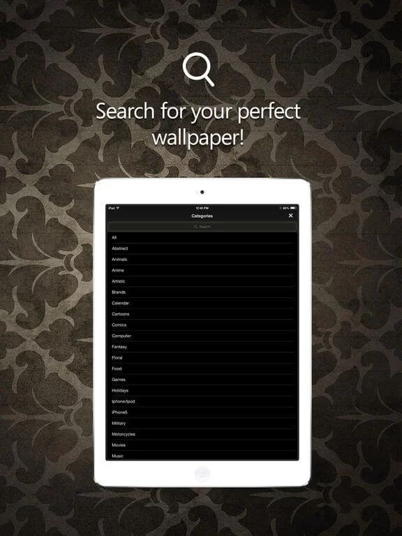 Download Wallpaper HD for iPad