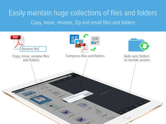 Download GoodReader for iPad