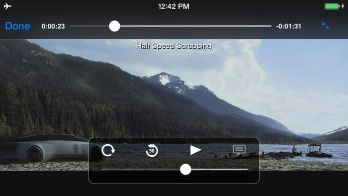 Download Quick Time for iPad