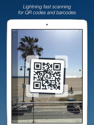 DownloadQR Code Reader For iPad