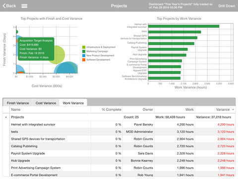 Download Microsoft Project for iPad