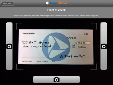 Download Wallet for iPad