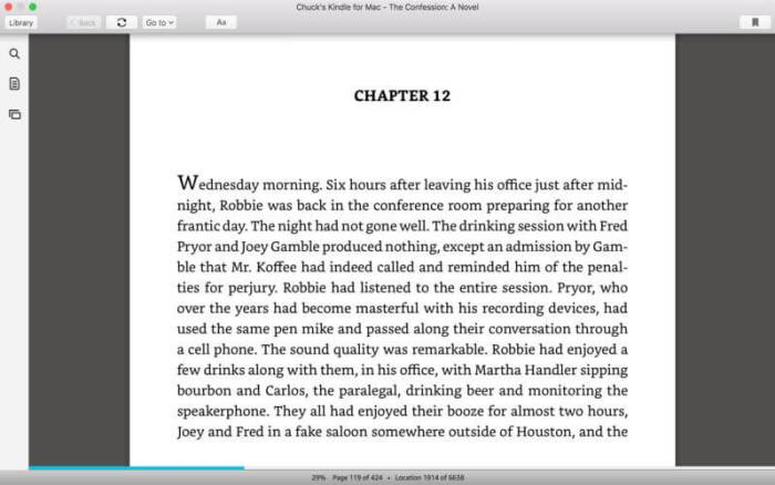 Download Kindle for Mac