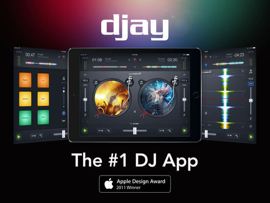 Download djay 2 for iPad