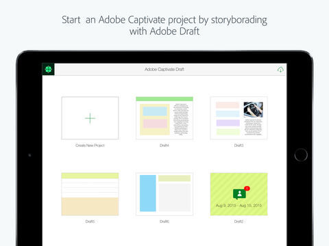 Download Adobe Captive for iPad
