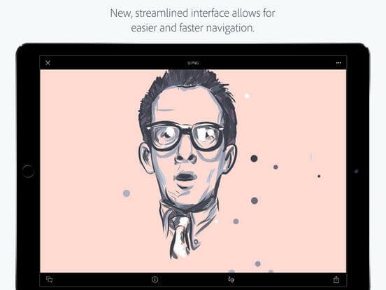 Download Adobe Creative Cloud for iPad