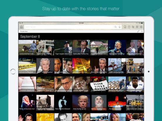 Download Bing App for iPad