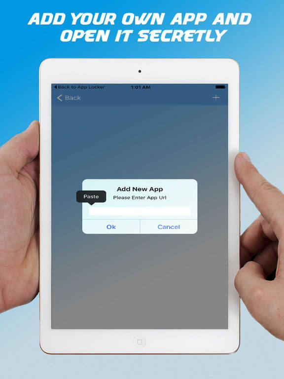 Download App Lock for iPad