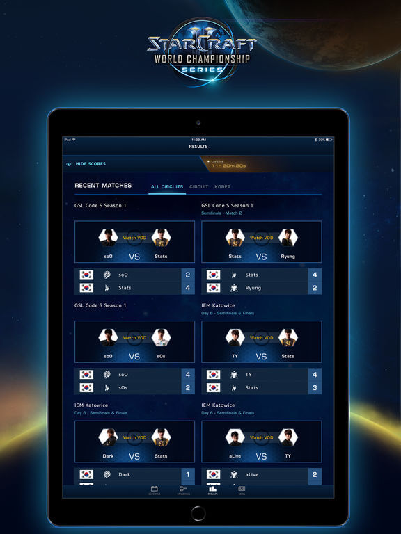 Download StarCraft for iPad