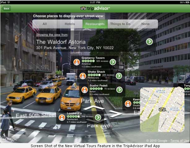 Download Google Street View for iPad